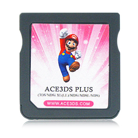 Great news! ACE3DS PLUS supports the newest 3DS 9.6.0-24e...