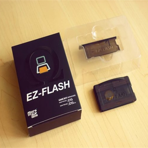 Brandnew EZ-FLASH OMEGA flashcard/ GBA flashcard/ for GB/GBC/NES games
